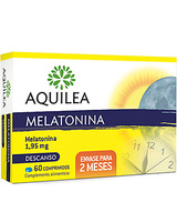 Aquilea Melatonina 1,95mg 60 Comprimidos
