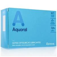 Aquoral gotas oftalmicas 0.5ml 20 monodosis