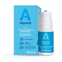 Aquoral gotas oftalmicas 10ml multidosis