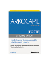 Arkocapil forte 60 cápsulas