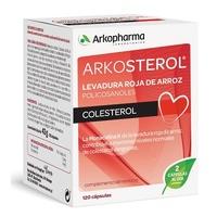 Arkosterol levadura roja de arroz 120 cap