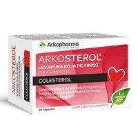 Arkosterol levadura roja de arroz 60 cap