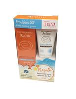 Avene Solar emulsión facial piel normal/mixta SPF50+ 50ml + Regalo after-sun 50ml