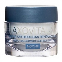 Axovital crema de noche antiarrugas 50ml