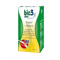 Bie3 Diet Solution Svetol y Biotina 24 sticks x 4gr