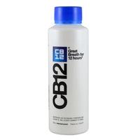 CB12 colutorio contra la halitosis 500 ml