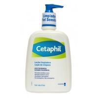 Cetaphil loción de limpieza piel sensible 473ml