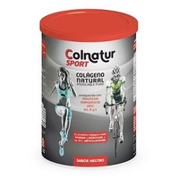 Colnatur sport colágeno natural sabor neutro 345g