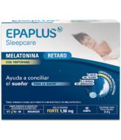Epaplus Sleepcare Forte Retard melatonina con triptófano 60 comprimidos