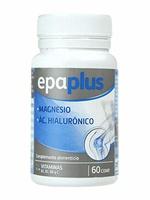 Epaplus magnesio + ac.hialurónico 60 comprimidos