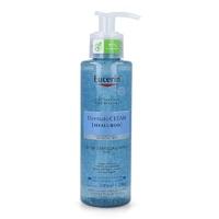 Eucerin Dermatoclean Gel Limpiador Facial,  Piel normal y mixta, 200ml