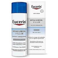 Eucerin Hyaluron filler textura enriquecida piel muy seca crema de noche 50ml