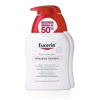 Eucerin Jabón Higiene Intima duplo 2 X 250 ml