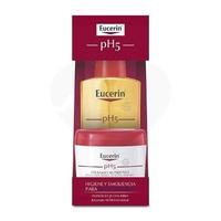 Eucerin Pack Bálsamo nutritivo 450ml + Oleogel de ducha 400ml