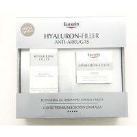 Eucerin Pack hyaluron filler piel normal-mixta dia 50ml + noche 50ml