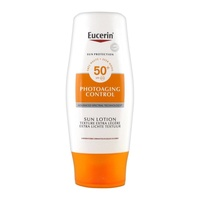 Eucerin sun protection photoaging control loción extra light SPF50+, 150ml