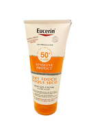 Eucerin sun protection sensitive gel-crema toque seco SPF50+ 200ml