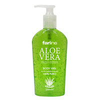 Farline gel aloe vera puro 250ml
