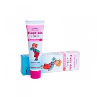 Fluor-Kin infantil pasta dentífrica 50ml