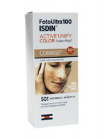 FotoUltra100 isdin active unify color fusion fluid 50ml