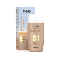 Fotoprotector isdin spf50 fusion water color 50ml