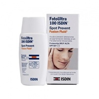 Fotoultra100 isdin spot prevent fusion fluid 50ml