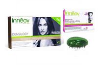 Inneov Densilogy Mujer Envase TRIPLE (180 Cap) + Regalo Pre-Hyaluron 30 Comprimidos + Regalo Cepillo