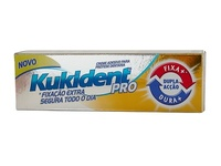Kukident PRO doble accion sabor neutro 60g