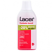 Lacer Enjuague Bucal 500 Ml