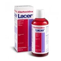 Lacer Enjuague Bucal Clorhexidina 500 Ml