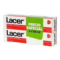 Lacer pasta dentífrica duplo 2x125ml