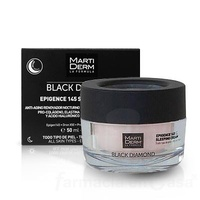 Martiderm Black diamond epigence 145 crema de noche 50ml