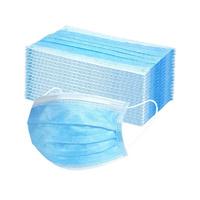 Mascarilla quirúrgica 3 capas 50 unidades