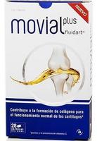 Movial Plus Fluidart 28 Capsulas + Regalo Crema Movial