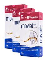 Movial Plus Fluidart Pack 3 x 28 Capsulas + 14 de Regalo (Total 126 Cap)