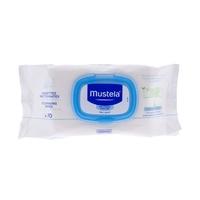 Mustela toallitas humedas suavizantes 70 unidades