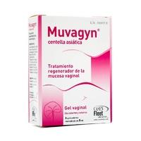 Muvagyn centella asiática gel vaginal regenerador 8 aplicadores 5 ml