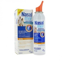 Nasalmer hipertónico adultos spray nasal descongestionante 125ml