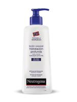 Neutrogena loción corporal hidratación profunda piel seca 750ml