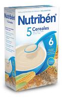 Nutriben 600 G 5 Cereales