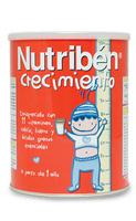 Nutriben 900 G Crecimiento Preparado Lacteo