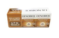 Oenobiol Autobronceador TRIPLO (3 x 30cápsulas) + regalo estuche de Verano