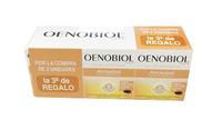Oenobiol Solar Intensivo Preparador antiedad TRIPLE (3 X 30 cápsulas) + regalo estuche de verano