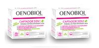 Oenobiol captador 3 en 1 Plus Envase Duplo 2X 60 cápsulas