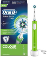 Oral B Cepillo Eléctrico PRO 600 Crossaction