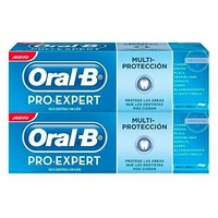 Oral-B Pack pasta dentífrica pro-expert multiprotección duplo 2x125ml