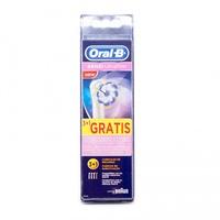 Oral-B Recambio cepillo eléctrico sensi ultrathin 3u + 1u GRATIS
