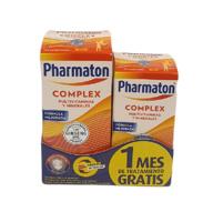 Pharmaton Complex 60 cápsulas + 30 cápsulas de regalo