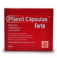Pilexil Anticaida 100 cápsulas FORTE cabello y uñas