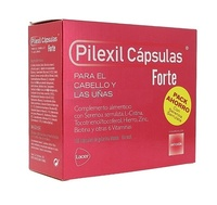 Pilexil Anticaida 150 cápsulas FORTE cabello y uñas